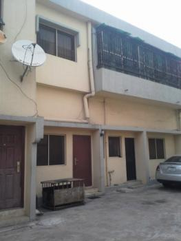 Well Maintained 4 Bedroom Duplex with 4 Bedroom Flat and a Mini Flat Bq, Off Africa Shrine, Agidingbi, Ikeja, Lagos, Block of Flats for Sale