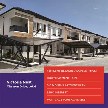 4 Bedroom Semidetached Duplex in Lekki, Chevron Drive, Lekki, Lagos, Semi-detached Duplex for Sale