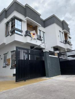 Newly  Built 4 Bedroom Semi Detached Duplex with a Room Bq at Ikota 45m., Newly  Built 4 Bedroom Semi Detached Duplex with a Room Bq at Ikota 45m., Ikota Villa Estate, Lekki, Lagos, Semi-detached Duplex for Sale