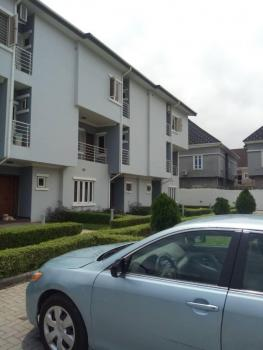 Luxury 4 Bedroom Serviced Terraced, Lekky County, Ikota Villa Estate, Lekki, Lagos, Terraced Duplex for Rent