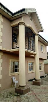 Decent 3 Bedroom Flat, Walter Andem Street, U-turn Bus Stop, Abule Egba, Agege, Lagos, House for Rent