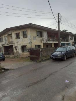 5 Bedroom Detached House with 1 Bedroom Flat Bq and 4nos. 2 Bedroom Flats with a 3 Bedroom Flat on 1099.72square Metres, Fashade Close Off Ikosi Road, Oregun Ikeja, Oregun, Ikeja, Lagos, Block of Flats for Sale