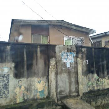 a Well Maintained Block of 3 Nos 2 Bedroom Flats and a Mini Flat Within a Nice and Well Tarred Street, Alhaji Fadeyi Street, Alagba, Iyana Ipaja, Oko-oba, Agege, Lagos, Block of Flats for Sale