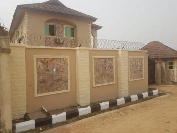 4 Bedroom Duplex with C of O, Very Close to Tiled Road at Ologuneru Ibadan, Ido, Oyo, Detached Duplex for Sale
