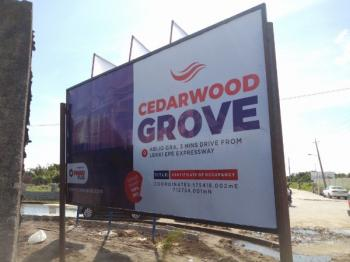 Cedarwood Grove, Abijo Gra, Ibeju Lekki, Lagos, Mixed-use Land for Sale