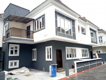 Magnificently Built 4 Bedroom Semi Detached Duplex, Idado, Lekki, Lagos, Semi-detached Duplex for Sale