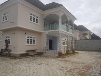 Newly Built Fully Detached 5 Bedroom Duplex with 4 Sitting Rooms with Bq, Harmony, Close to Copa  Cabana Estate, Apo, Abuja, Detached Duplex for Sale