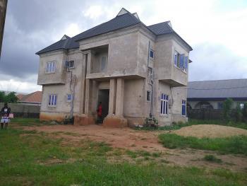 5 Bedrooms Duplex Close to Completion, Off Redeemed Road, Off Okpanam Road, Asaba, Delta, Detached Duplex for Sale