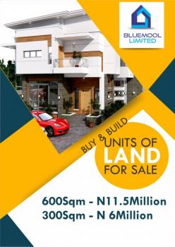 Estate Land with C of O, Abijo G.r.a  5 Minutes From Shoprite Sangotedo, Lekki Phase 2, Lekki, Lagos, Residential Land for Sale
