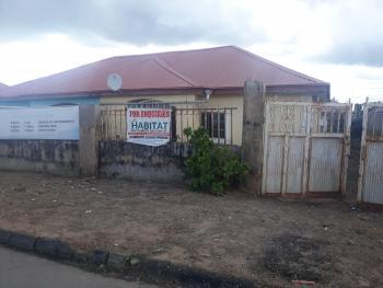 Perfectly Located 2 Bedrooms Semi Detached Bungalow with Domestic Quarters Space, Justice Jude Okeke Street By Hammersmith Medical Centre Near Living Faith Church, Lugbe District, Abuja, Semi-detached Bungalow for Sale
