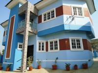Newly Built Fully Detached House, Games Village, Kaura, Abuja, 3 bedroom, 4 toilets, 3 baths Detached Duplex for Sale