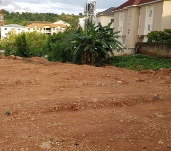 1100sqm Land with C of O Behind Efab Mall, Off Gimbiya Street, Area 11, Garki, Abuja, Residential Land for Sale