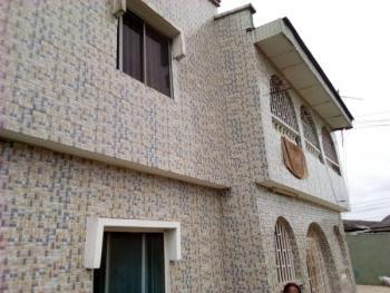 Block of 4 Nos 3 Bedroom Flat, Ahmadiyya Total Filling Station Side, Ijaiye, Lagos, Block of Flats for Sale