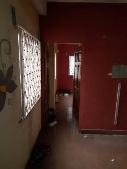 a Fairly Used and Spacious Mini Flat with 2 Toilets, Off Pedro Road, Palmgrove, Shomolu, Lagos, Mini Flat for Rent