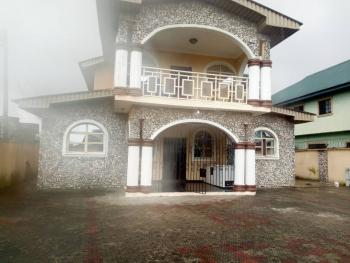 Affordable , Standard 6 Bedroom Duplex, Aka Avenue,off Refinery Road, Uvwie, Delta, Detached Duplex for Sale