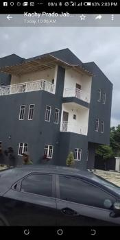 Semi Direct Brief:  6 Bedroom Terrace Duplex  and 2 Parlours with 2 Bedroom Bq, Close to Peace Apartments, Jahi, Abuja, Terraced Duplex for Sale