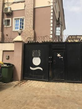 a Lovely and Nice Well Finished 2 Bedroom Flat, Olanrewaju Street, Akoka, Yaba, Lagos, Flat for Rent