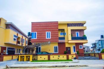 a Brand Newly Massively Built Modern Luxury 5 Bedroom Fully Detached Duplex with Bq, By Chevron Toll Gate, Lekki Expressway, Lekki, Lagos, Detached Duplex for Sale