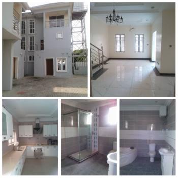 Brand New and Fitted 5 Bedroom Duplex+bq. Cctv, Satellite Dish, Lekki Phase 1, Lekki, Lagos, Semi-detached Duplex for Rent
