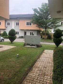 4 Bedroom Semi Detached Duplex in a Private Estate, Off Shop Rite Circle Mall, Osapa, Lekki, Lagos, Semi-detached Duplex for Sale