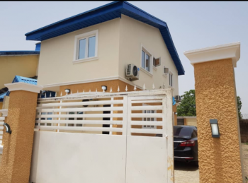 Fully Furnished Four (4) Bedroom Duplex, Kings Court Opposite Citec Estate, Idu Industrial, Abuja, Semi-detached Duplex for Sale