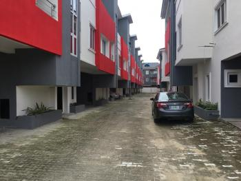 Luxury 4 Bedroom Town House with a Maids Room, Ikate Elegushi, Lekki, Lagos, Terraced Duplex for Sale
