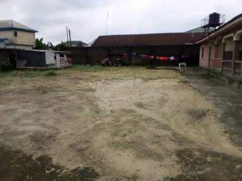 2 Plots of Land with 4 Bedroom Flat at Rumuodara Portharcourt, Lawrens Street, Rumuodara, Port Harcourt, Rivers, Commercial Land for Sale