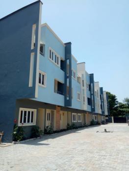 Brand New 4 Bedroom Terrace Apartment with 1 Room B.q Around Lekki Conservation Center,second Toll Gate, Lekki, Conservation Road, Lekki, Lekki Expressway, Lekki, Lagos, Terraced Duplex for Sale