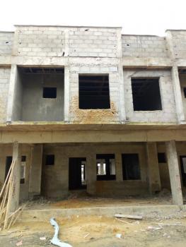 3 Bedroom Terrace Duplex at Lafiaji By Lekki 2nd Toll Gate. N37m 30% Initial Deposit with Balance Spread Over 12months!!!, Lafiaji Road, By Lekki 2nd Toll Gate, Lafiaji, Lekki, Lagos, Terraced Duplex for Sale