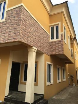 Luxury 4 Bedroom Duplex with Bq, Sparklight Estate, Lakeshore Housing, Gra, Isheri North, Lagos, Detached Duplex for Rent