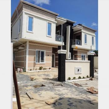 Tastefully Built 4 Bedroom Fully Detached Duplex with a Bq, Peninsula Garden Estate, Ajah, Lagos, Detached Duplex for Sale