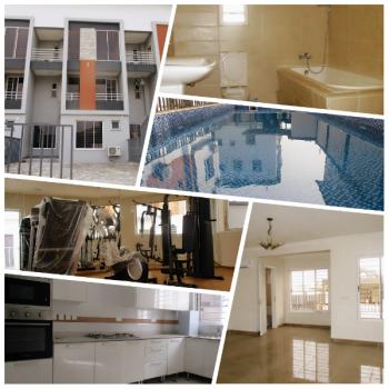 Luxury 4 Bedroom Duplex. 24 Hours Power. Pool. Gym. Fitted Kitchen. a.cs, Lekki Phase 1, Lekki, Lagos, Terraced Duplex for Rent