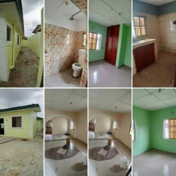 Nice 2 Bedroom Flat  Kw-1909, B Zone, Ipaja, Lagos, Flat for Rent