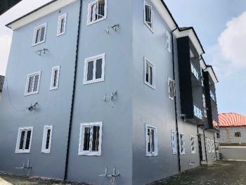 Brand New 3 Bedroom Flat with a Room Bq, Osapa, Lekki, Lagos, Flat for Rent