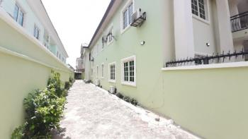 Spacious & Very Nice 4 Bedroom Duplex with Spacious Bq, Agungi, Lekki, Lagos, Semi-detached Duplex for Rent