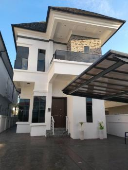 Neatly Finished & Spacious 5 Bedroom  Full Detached Duplex with Bq for Sale in Chevron Lekki, Chevy View Estate, Chevron Lekki, Chevy View Estate, Lekki, Lagos, Detached Duplex for Sale