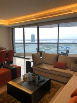 Fully Furnished Serviced 2 and 3 Bedroom Apartment, Eko Atlantic City Lagos, Eko Atlantic City, Lagos, Flat for Rent