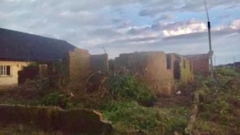 3 Bedroom Uncompleted Building, Off Sapele Road Benin City, Ikpoba Okha, Edo, Flat for Sale