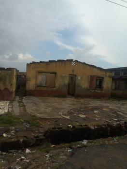 Vacant Bungalow on a Plot of Land, Ishola Imam, Mafoluku, Oshodi, Lagos, Mixed-use Land for Sale