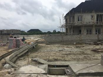 Cheap and Affordabl 300 Square Meter of Dry Land in a  Serviced Estate, Ogombo Road, Abraham Adesanya Estate, Ajah, Lagos, Residential Land for Sale