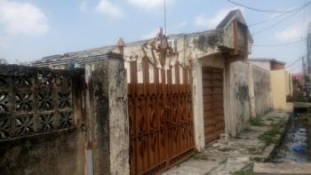 2 Bedroom Bungalow, Behind Igbaja, Off Akerele Street, Ogunlana, Surulere, Lagos, Detached Bungalow for Sale
