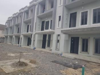 Newly Finished 4 Bedroom Terrace Duplex with a Room Bq, Oniru, Victoria Island (vi), Lagos, Terraced Duplex for Sale