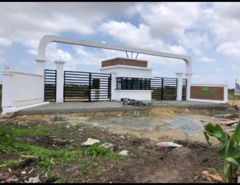 Estate Land with C of O. Half Plot, Behind Shoprite Off Monastery Road, Sangotedo, Ajah, Lagos, Residential Land for Sale