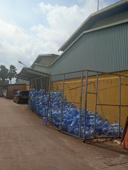 Warehouse on 3 Acres, Off Oba Akran Avenue, Oba Akran, Ikeja, Lagos, Factory for Sale