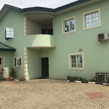 Well Finished & Luxury Built 4 Bedrooms Fully Detached House with 2 Units,1 Bedrooms Apartment & Gate House, Off Yakubu Gowon Way, Asokoro District, Abuja, Detached Duplex for Sale