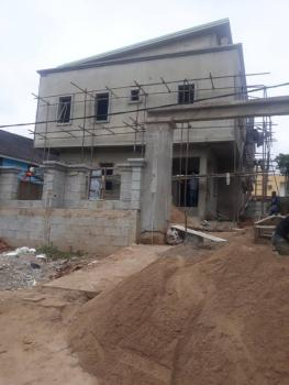 a Well Designed & Brand New Twin Duplexes of (2 Units) of 4 Bedroom Duplexes Purposely for Office Use Only, Wuse Zones, Wuse, Abuja, Semi-detached Duplex for Rent