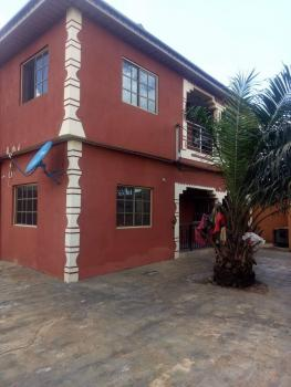 a Clean 2 Bedroom Flat, All Round Tiles with Borehole, Well Painted, Fenced with Gate, Ayobo-ipaja Road, Ipaja, Lagos, Flat for Rent