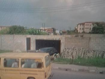 Two Plots of Land Measuring 1,389sqm, Okota, Isolo, Lagos, Mixed-use Land for Sale