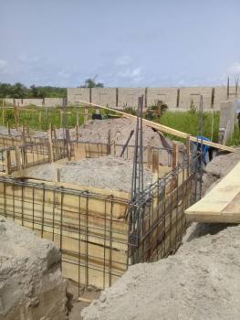 The Cheapest Estate Behind Sangotedo Shoprite, Monastery Road, Sangotedo, Ajah, Lagos, Mixed-use Land for Sale