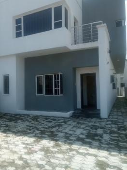 Newly Built 4 Bedroom Semi Detached Duplex and a Room Bq, Idado, Lekki, Lagos, Semi-detached Duplex for Rent